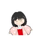 平安少女(個別スタンプ:1)