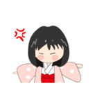 平安少女(個別スタンプ:3)