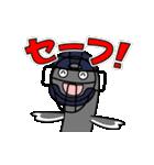 動く♪スポ根しずな~び(個別スタンプ:15)