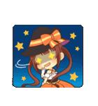 魔女っ子(個別スタンプ:30)