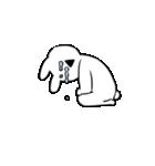 すこぶる動くウサギ3(個別スタンプ:09)