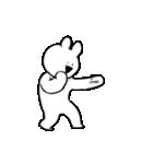 すこぶる動くウサギ3(個別スタンプ:11)