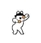 すこぶる動くウサギ3(個別スタンプ:14)