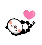 LOVE❤うご!パンダねこ(個別スタンプ:05)