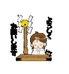 ことだま巫女ちゃん3(個別スタンプ:07)
