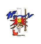 ことだま巫女ちゃん3(個別スタンプ:08)