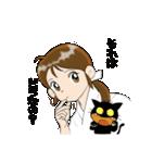 ことだま巫女ちゃん3(個別スタンプ:13)