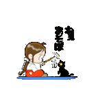 ことだま巫女ちゃん3(個別スタンプ:16)