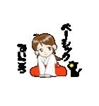 ことだま巫女ちゃん3(個別スタンプ:24)