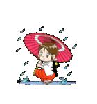 ことだま巫女ちゃん3(個別スタンプ:25)