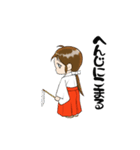 ことだま巫女ちゃん3(個別スタンプ:28)