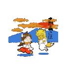 ことだま巫女ちゃん3(個別スタンプ:32)