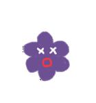 お花スタンプ (少し敬語)(個別スタンプ:12)