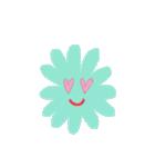 お花スタンプ (少し敬語)(個別スタンプ:24)