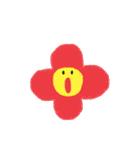 お花スタンプ (少し敬語)(個別スタンプ:32)