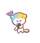 a Bear of obay !! action!!(個別スタンプ:23)