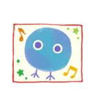 丸い妖精・まるボックル(個別スタンプ:1)