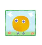 丸い妖精・まるボックル(個別スタンプ:2)