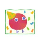 丸い妖精・まるボックル(個別スタンプ:3)