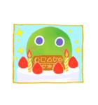 丸い妖精・まるボックル(個別スタンプ:4)