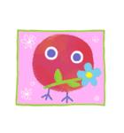 丸い妖精・まるボックル(個別スタンプ:6)