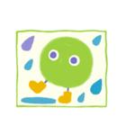 丸い妖精・まるボックル(個別スタンプ:7)