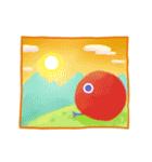 丸い妖精・まるボックル(個別スタンプ:8)