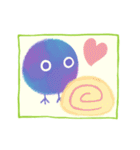 丸い妖精・まるボックル(個別スタンプ:16)