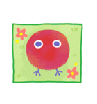 丸い妖精・まるボックル(個別スタンプ:18)