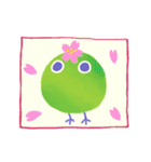 丸い妖精・まるボックル(個別スタンプ:26)