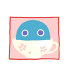 丸い妖精・まるボックル(個別スタンプ:27)