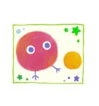 丸い妖精・まるボックル(個別スタンプ:30)