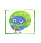 丸い妖精・まるボックル(個別スタンプ:31)