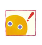丸い妖精・まるボックル(個別スタンプ:33)