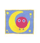 丸い妖精・まるボックル(個別スタンプ:40)