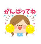 かわいい主婦の1日【ゆるカラー編】(個別スタンプ:10)