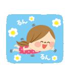 かわいい主婦の1日【ゆるカラー編】(個別スタンプ:21)