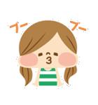 かわいい主婦の1日【ゆるカラー編】(個別スタンプ:26)