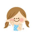 かわいい主婦の1日【ゆるカラー編】(個別スタンプ:34)