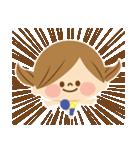 かわいい主婦の1日【ゆるカラー編】(個別スタンプ:37)