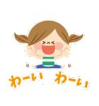 かわいい主婦の1日【ゆるカラー編】(個別スタンプ:38)