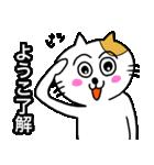 ようこ専用ヨウコが使うネコの名前スタンプ(個別スタンプ:32)