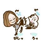 オシャレ女性にぴったり4 -韓国語&日本語-(個別スタンプ:34)