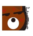 本音熊3 恋愛会話編(個別スタンプ:39)