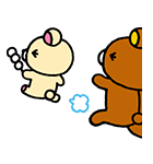 リラックマ~ゆるっと毎日~(個別スタンプ:01)