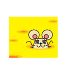 FUNNY FRIENDS (MOUSE)(個別スタンプ:1)