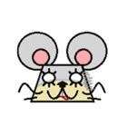 FUNNY FRIENDS (MOUSE)(個別スタンプ:8)