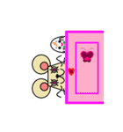 FUNNY FRIENDS (MOUSE)(個別スタンプ:29)