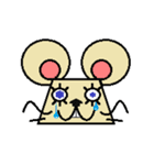 FUNNY FRIENDS (MOUSE)(個別スタンプ:35)