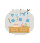 The decorations(個別スタンプ:07)